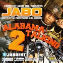 Jabo - Alabama Talking 2 mixtape cover art