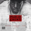 Jr. Boss - Public Enemy No. 1 mixtape cover art