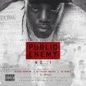 Jr. Boss - Public Enemy No. 1 mixtape cover art