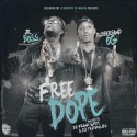 Jr. Boss & Rubberband OG - Free Dope mixtape cover art