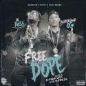 Jr. Boss & Rubberband OG - Free Dope mixtape cover art