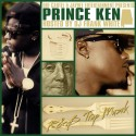 Prince Ken - R&B Trap Muzik mixtape cover art