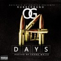 Rubberband OG - 14 Dayz mixtape cover art