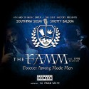 Southpaw Sosay & Shotty Balboa - The FAMM Reunion mixtape cover art