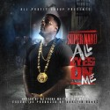 Super Nard - All Eyes On Me mixtape cover art