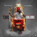 T James - King James mixtape cover art