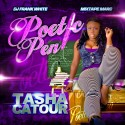 Tasha Catour - Poetic Pen mixtape cover art