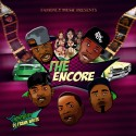 The Encore mixtape cover art