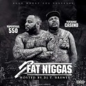 Casino & 550 - 2 Fat Niggas mixtape cover art
