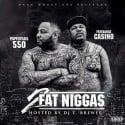 Casino & 550 - 2 Fat Niggas mixtape cover art