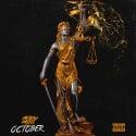 Zoey Dollaz - October mixtape cover art