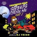 Trapboss Rico - Streets Chose Me 2 mixtape cover art
