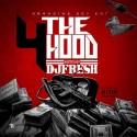 GTG - 4 The Hood mixtape cover art