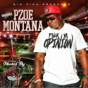 PZoe Montana - F*ck Ya Opinion mixtape cover art
