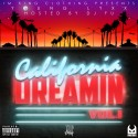 Young Lyxx - California Dreamin mixtape cover art