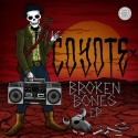 Coyote - Broken Bones EP mixtape cover art