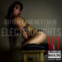 Electric Nights mixtape cover art