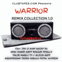 Warrior - Remix Collection mixtape cover art