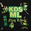 KDSML -  Nug Life EP mixtape cover art