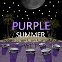 Purple Summer mixtape cover art