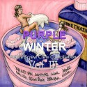 Purple Winter mixtape cover art