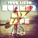 1000 Likes Summer Mixtape 2013 mixtape cover art