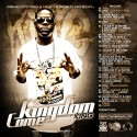 Kingdom Come (Hosted by King) mixtape cover art