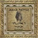 Bazoga & dimmiT - ArabTronix mixtape cover art