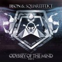 Bison & Squareffekt - Odyssey Of The Mind 2 mixtape cover art