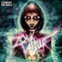 Reptilian Commander - Zouk Nebula EP mixtape cover art
