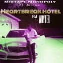 BJ Wryter - HeartBreak Hotel mixtape cover art