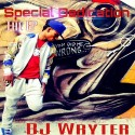BJ Wryter - Special Dedication EP mixtape cover art
