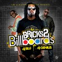Bricks 2 Billboards mixtape cover art