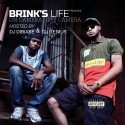 Brink's Life - On Camera, Off Camera mixtape cover art