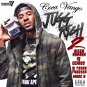 Coca Vango - Jugg Rich 2 mixtape cover art