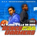 DJ Flame & B.Lo Da Kidd - BenchWarmers mixtape cover art