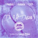 Do Not Disturb 5 (Hosted By Lewis Price)  mixtape cover art
