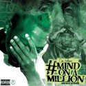 Dre Johnson - Mind On A Million mixtape cover art