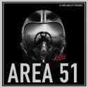 Dubby - Area 51 mixtape cover art