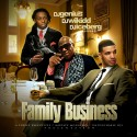 Family Business mixtape cover art
