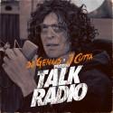 J Cutta - Talk Radio mixtape cover art