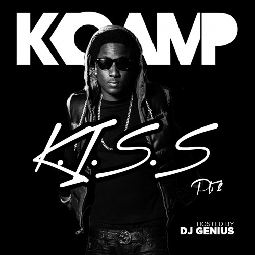 K Camp Blessing View Mixtape Cover