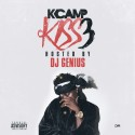 K Camp - K.I.S.S. 3 mixtape cover art