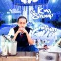 King Shump - I'm That Guy mixtape cover art