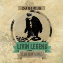 Livin Legend 3.5 (Grand Piano Hustle) mixtape cover art