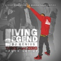 Living Legend 3 mixtape cover art