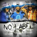 Migos - No Label mixtape cover art