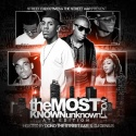The Most Known Unknown (ATL Edition) mixtape cover art