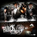 Nation, Cyco & Envy - Black Sunday mixtape cover art