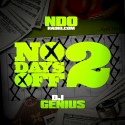 No Days Off 2 mixtape cover art